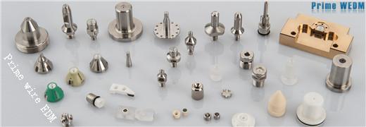 2PC EDM Drilling Wire Cutr Machine Parts Ruby Ceramic Electrode Guide 0.9MM